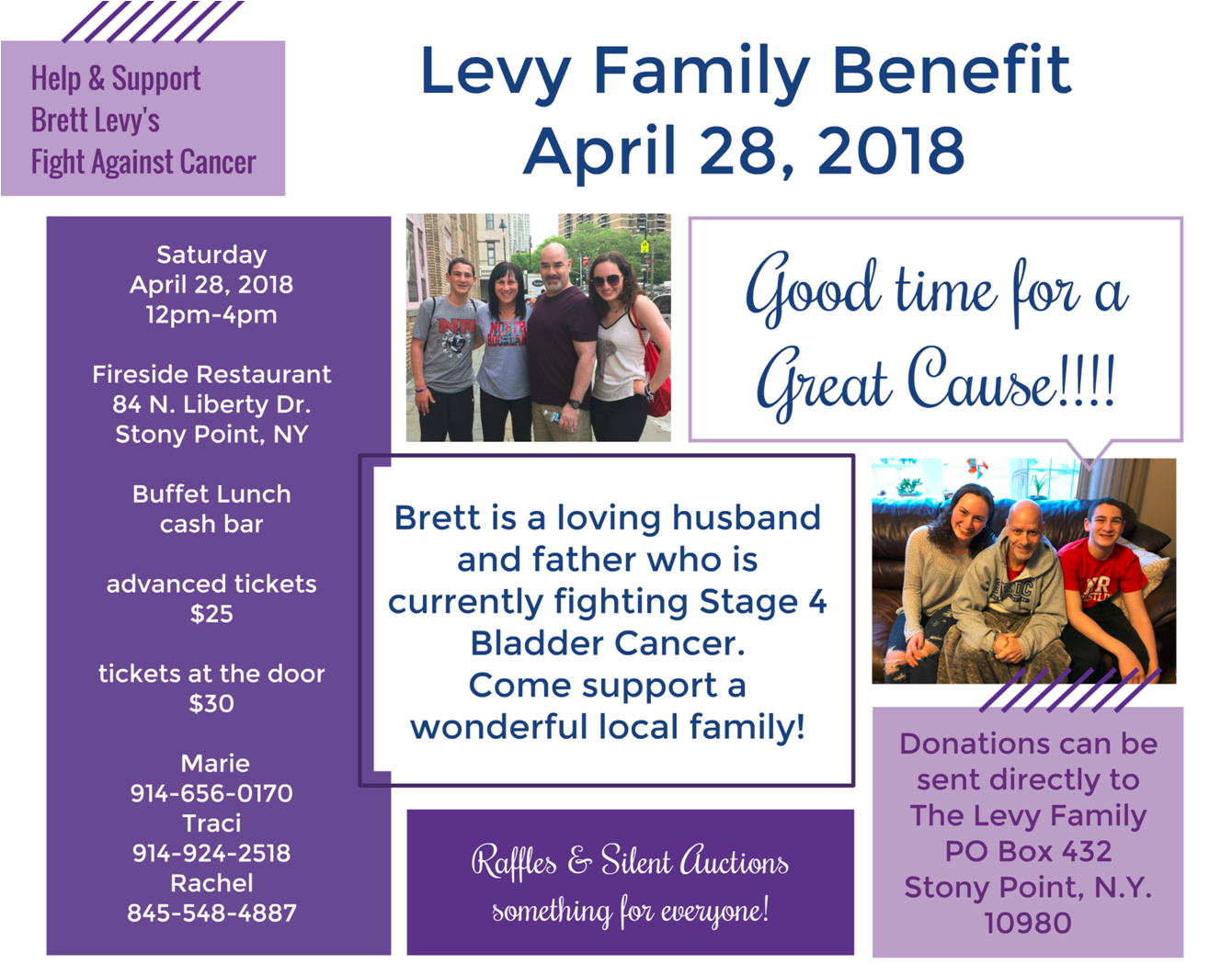 2018 Levy Benefit